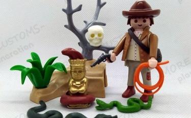 Indiana Jones | Custom Playmobil