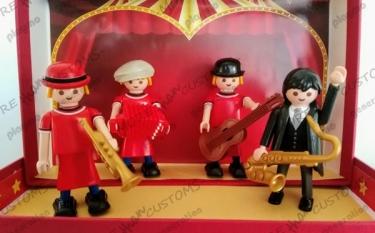 Los Payasos de la Tele | Custom Playmobil