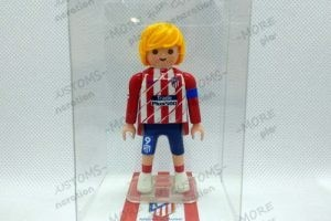 fernando torres atletico madrid custom playmobil playmo geneartion 1