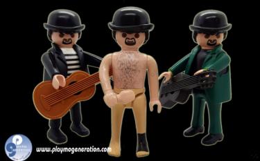 Joaquín Sabina Custom Playmobil