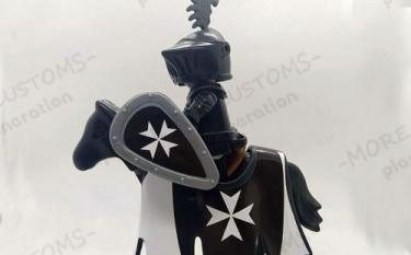 Caballero Orden Malta | Custom Playmobil