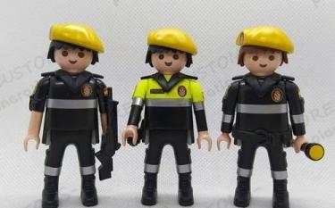 Soldado Español UME | Custom Playmobil