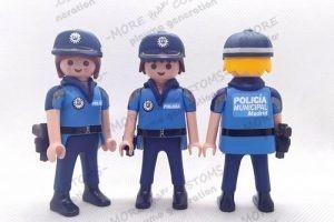 policia municial_madrid_custom_playmobil_playmogeneration 2