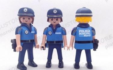 Policía Municipal Madrid | Custom Playmobil