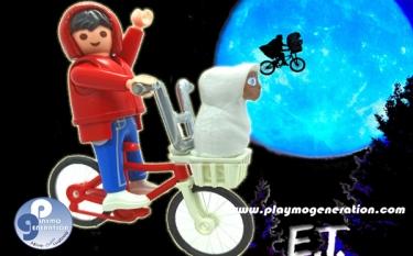 E.T. El Extraterrestre | Custom  Playmobil